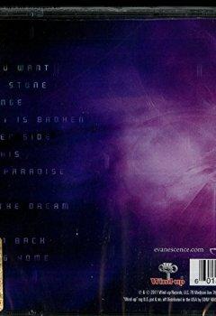 Livres Couvertures de Evanescence