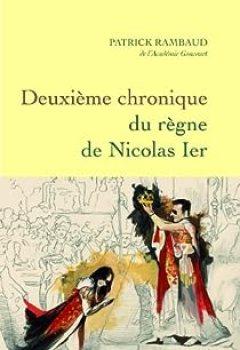 Livres Couvertures de Deuxième Chronique Du Règne De Nicolas Ier