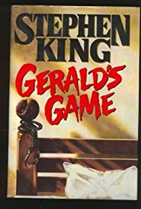 "Cover of ""Gerald's Game"""
