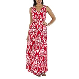 Casa Fiore red maxi dress - Target