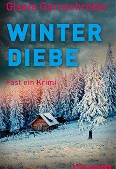 Buchdeckel von Winterdiebe: Fast ein Krimi