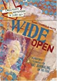Wide Open: Inspiration and Techniques for Art Journaling on the Edge (Book & Card Kit)