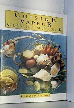 Livres Couvertures de Cuisine vapeur, cuisine minceur