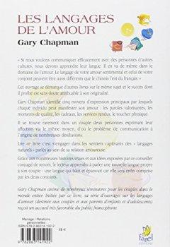 Les 5 Langages De L'amour Pdf Gratuit : langages, l'amour, gratuit, Télécharger, Langages, L'amour, Ligne, Gratuitement, Chapman