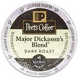 32 Count - Peet's Coffee Major Dickason Blend Single Cup Coffee for Keurig K-Cup Brewers