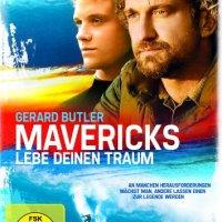 Mavericks - Lebe deinen Traum / Regie: Curtis Hanson. Darst.: Gerald Butler; Jonny Weston; Elisabeth Shue ...