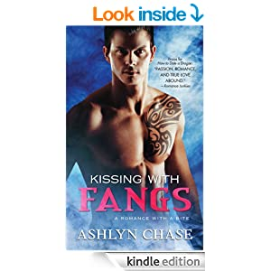 Kissing with Fangs