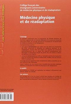 Livres Couvertures de MEDECINE PHYSIQUE & READAPTATION 5ED