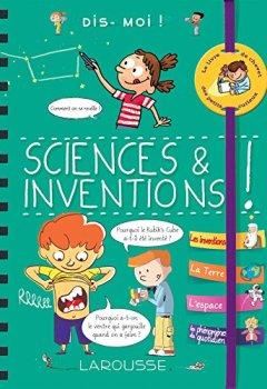 Livres Couvertures de Sciences et inventions