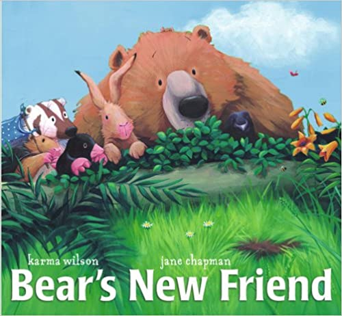 Bear's New Fried by Karma Wilson