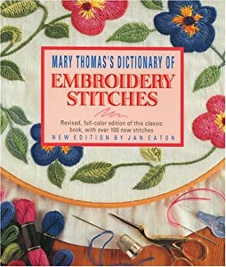 "Cover of ""Mary Thomas's Dictionary of Emb..."