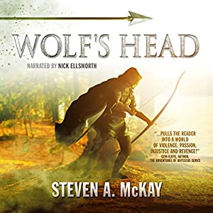 Wolf's Head Audiobook