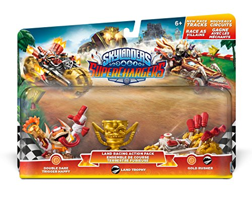 SuperChargers Racing Land Pack