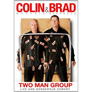 "ENTER TO WIN A DVD COPY OF ""TWO MAN GROUP"" 20"