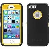 OtterBox Defender Series Hybrid Case/Holster for iPhone 5/5S - Retail Packaging - Hornet