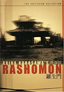 "Cover of ""Rashomon - Criterion Collection..."
