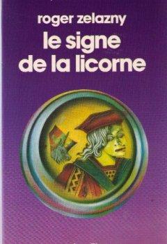 Livres Couvertures de Le Signe de la licorne