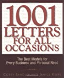 1001 Letters For All Occasions: The Best Models for Every Business and Personal Need