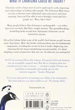 Livres Couvertures de The Charisma Myth: Master the Art of Personal Magnetism