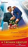Un patron imprévisible - Un voisin si attirant - Le fiancé de ses rêves