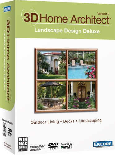 Home Design Software: 3D Home Architect Home & Landscape ...