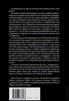 Livres Couvertures de La République des mallettes