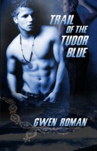 Trail Of The Tudor Blue (Jewel of the Night)