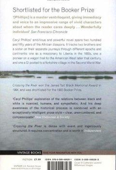Livres Couvertures de Crossing the River.