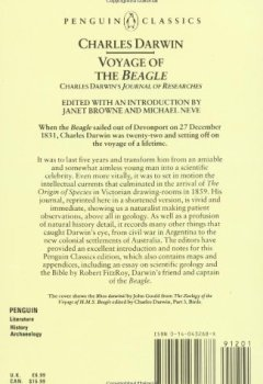 Livres Couvertures de The Voyage of the Beagle