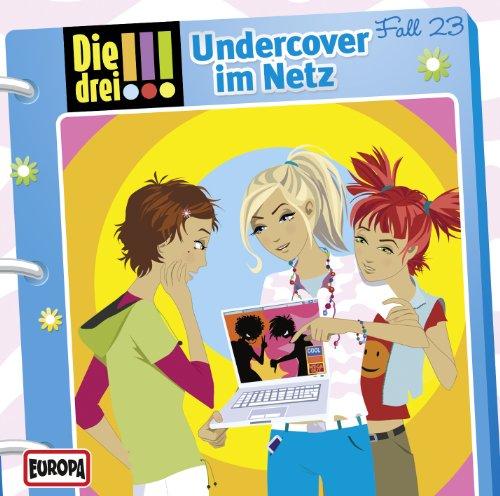 Die drei !!! (23) Undercover im Netz (Europa)