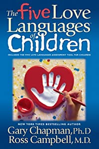 "Cover of ""The Five Love Languages of Chil..."
