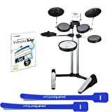 Roland HD-3 V-Drums Lite Electronic Drum Kit w/ DT-1 V-Drums Tutor & Cable Ties