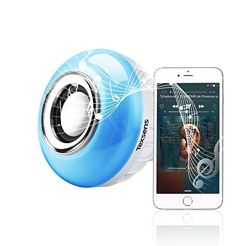 Best cheap bluetooth speaker light bulb for sale 2016 for Best bluetooth light bulb speaker