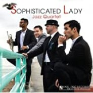 Sophisticated Lady Jazz Quartet CD Cover