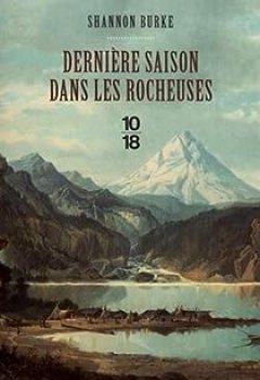 Livres Couvertures de Dernière Saison Dans Les Rocheuses