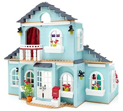 Mega-Bloks-American-Girl-Graces-2-in-1-Buildable-Home
