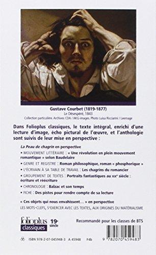 Telecharger La Peau de chagrin de Honor� de Balzac