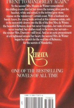 Livres Couvertures de Rebecca