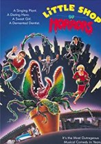 """Cover of """"Little Shop of Horrors (Snap Ca..."""