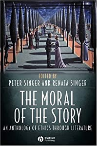 "Cover of ""The Moral of the Story: An Anth..."