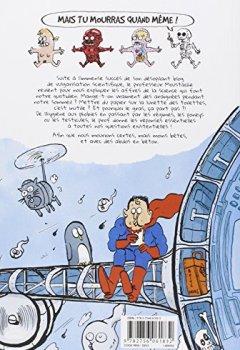 Livres Couvertures de Tu mourras moins bête T3 - Science un jour, science toujours !
