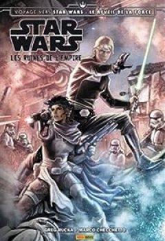 Livres Couvertures de Star Wars : Les Ruines De L'empire