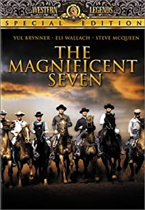 """Cover of """"The Magnificent Seven (Special ..."""