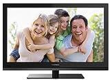 Thomson 24FT4253 61 cm (24 Zoll) LED-Backlight-Fernseher, Energieeffizienzklasse A (Full HD, DVB-C/-T, CI+, 2x HDMI, USB 2.0, Hotelmodus) schwarz