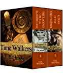 Time Walkers 2 Book Bundle: The Legend of the Bloodstone, Return of the Pale Feather