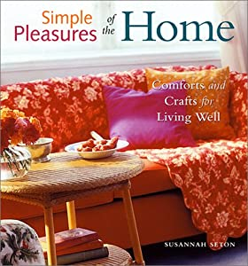 "Cover of ""Simple Pleasures of the Home: C..."
