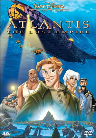 "Cover of ""Atlantis - The Lost Empire"""