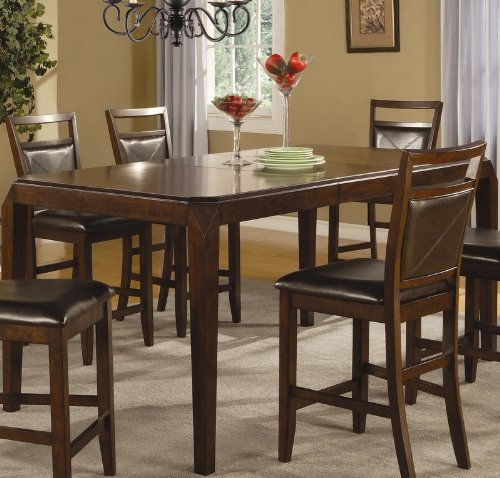 Buy Low Price Coaster Counter Height Dining Table With