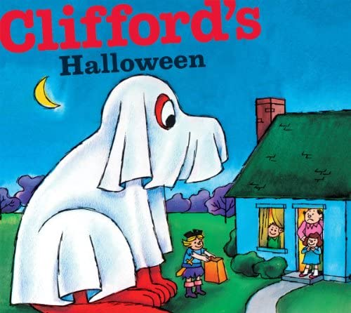Clifford's Halloween (Clifford's Big Ideas)