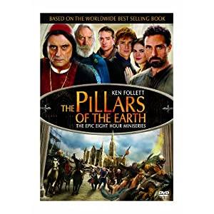 """ENTER TO WIN A DVD COPY OF """"PILLARS OF THE EARTH"""" and THE BOOK THAT INSPIRED IT! 1"""